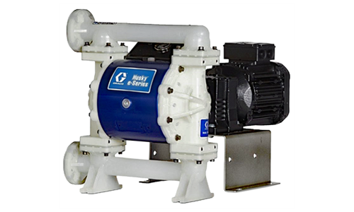 Electric Diaphragm Pumps, Electronically Operated Diaphragm